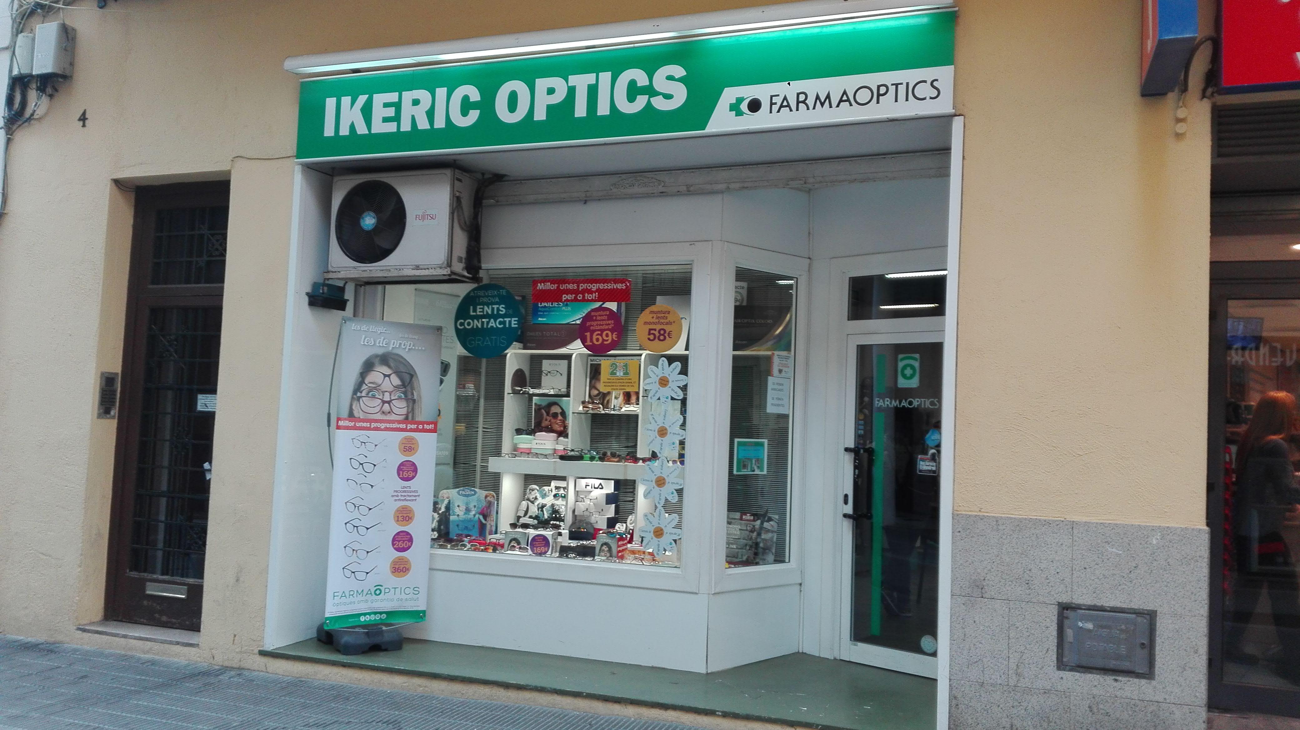 Imágenes de Ikèric Òptics