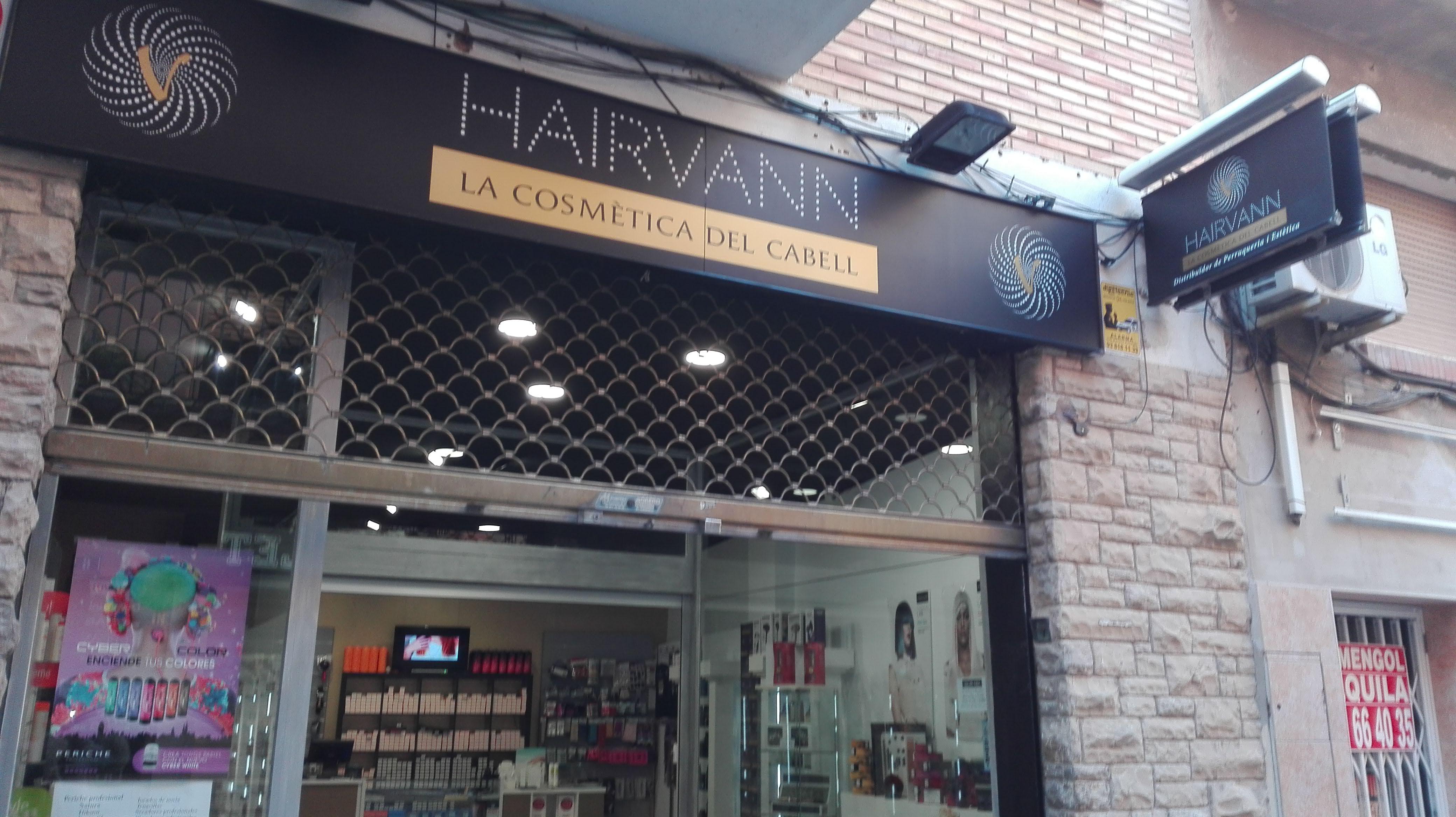 Imágenes de Hairvann Distribuidor perruqueria i estètica