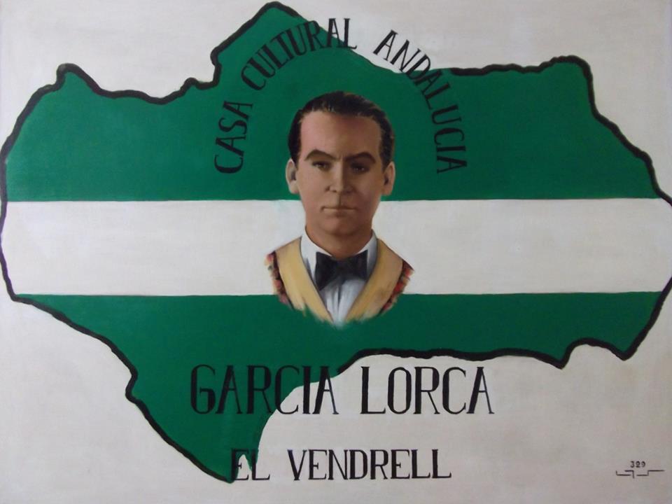 Casa cultural andalucía  Garcia Lorca del Vendrell